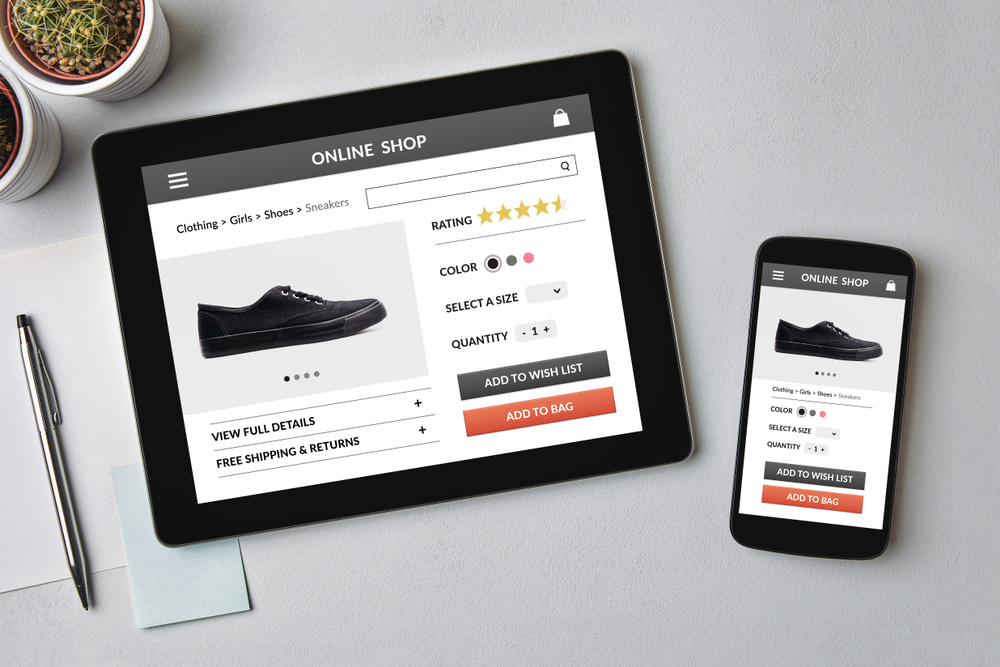 Best Practices For eCommerce Design